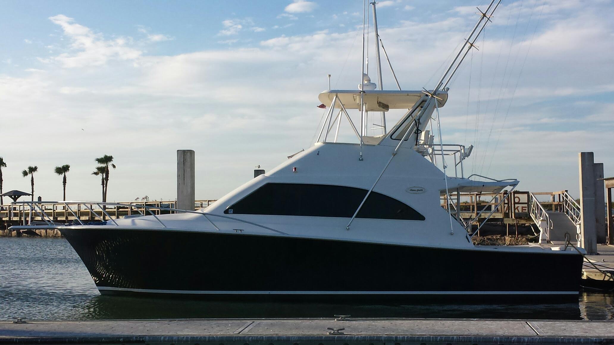 Boat 2 port aransas offshore fishing charters for Fishing charters port aransas