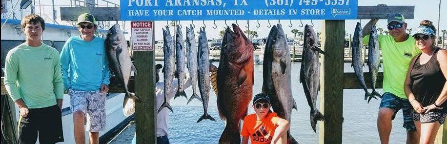 Port Aransas Deep Sea Fishing - Badfish Sportfishing