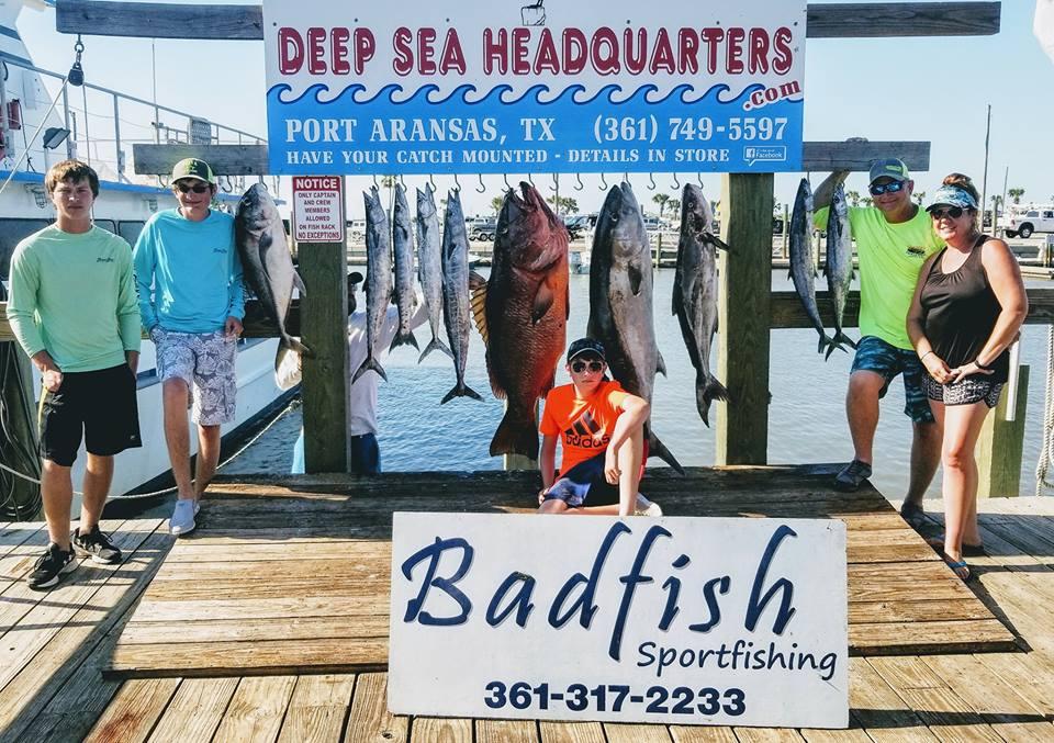 Fishing Reports/Posts - Port Aransas Offshore Fishing Charters
